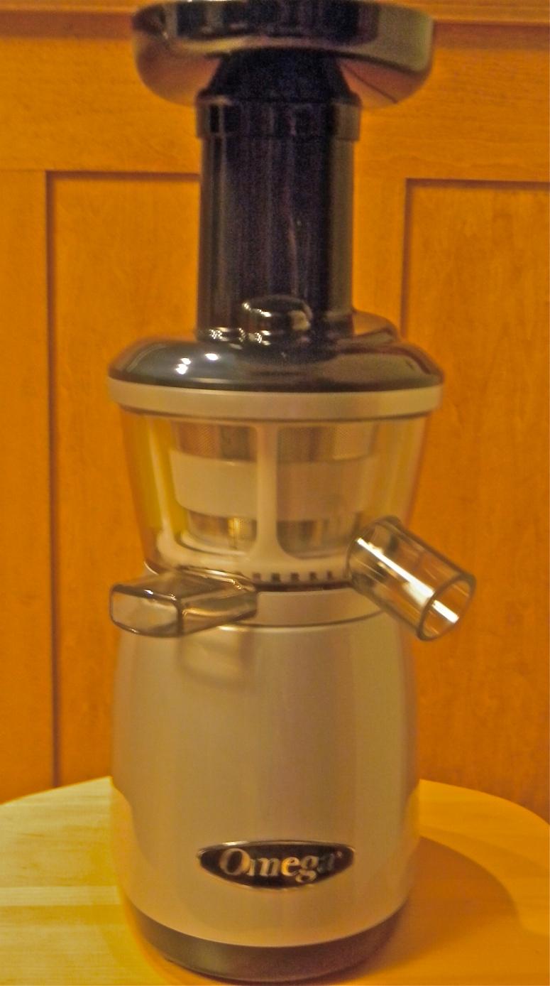 An Omega Juicer!!