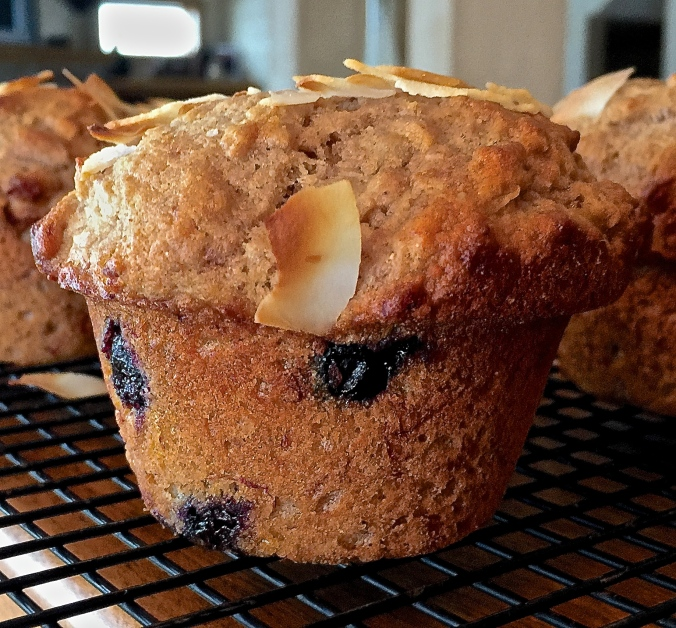 There's nothing wrong with these muffins!